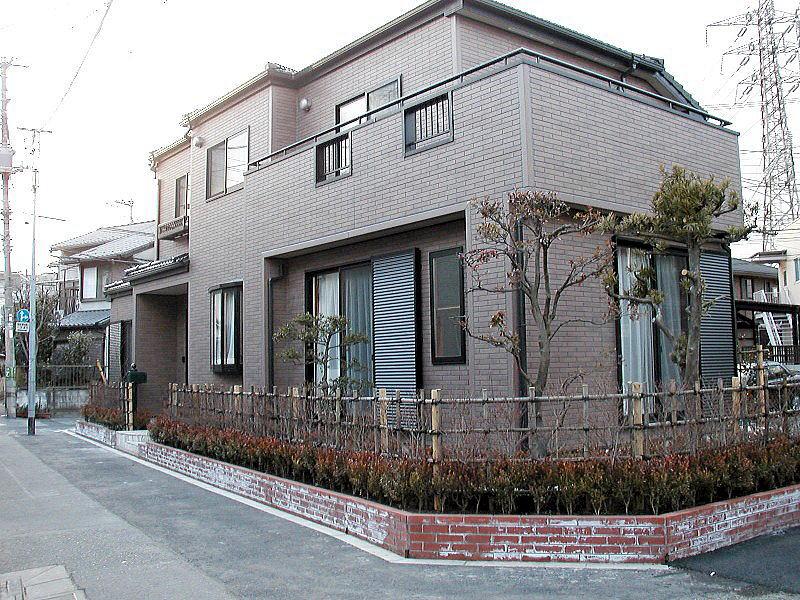 東京都・K邸庭園造成工事の写真