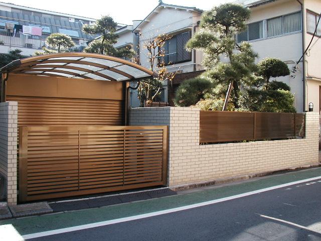 東京都・K医院駐車場改良工事の写真