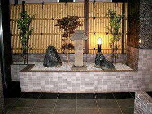 室内庭園の施工例 最適な素材選定してご提案