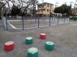 葛飾区の公園工事編その2
