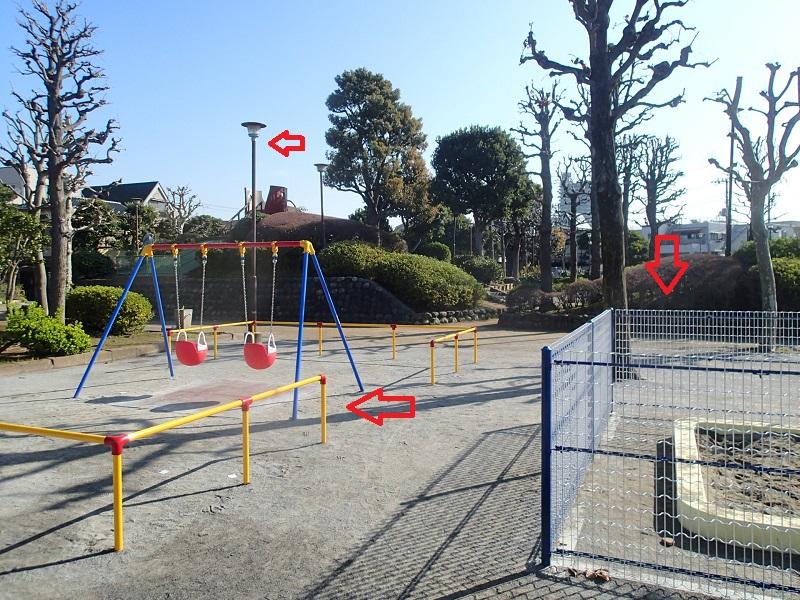 新宿交通公園 四つ木公園の施設更新工事