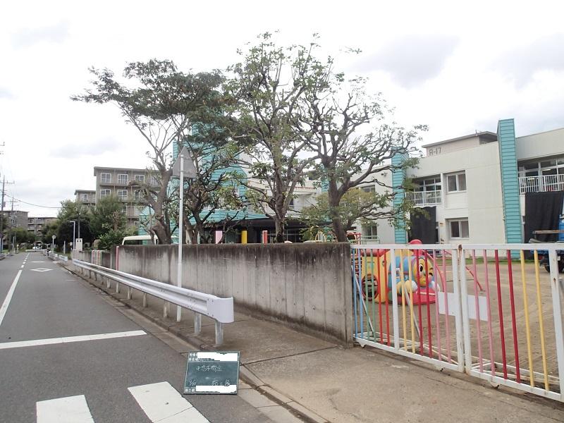 幼稚園のお手入もやっています。(^^) その2
